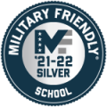 Military Friendly School-Silver