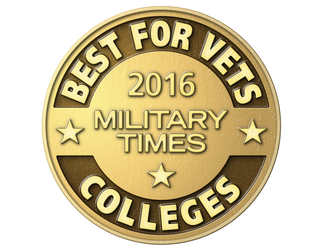 Best for Vets Colleges - 2016 Military Times