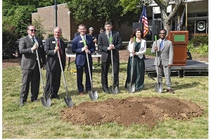 Picture of Veterans Park Ground Breaking (May 27, 2019)